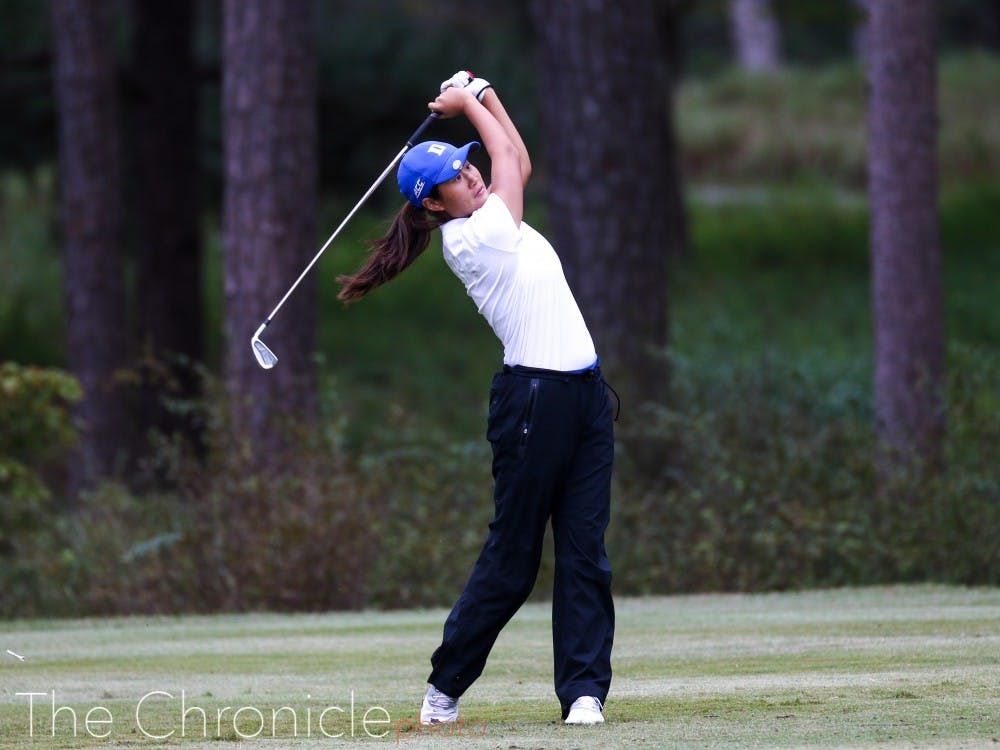 <p>Gina Kim and the Blue Devils look to follow up their national championship-winning campaign.</p>