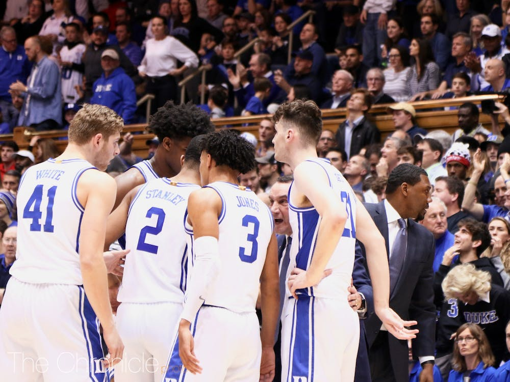 Duke's recent slide has the team searching for answers.