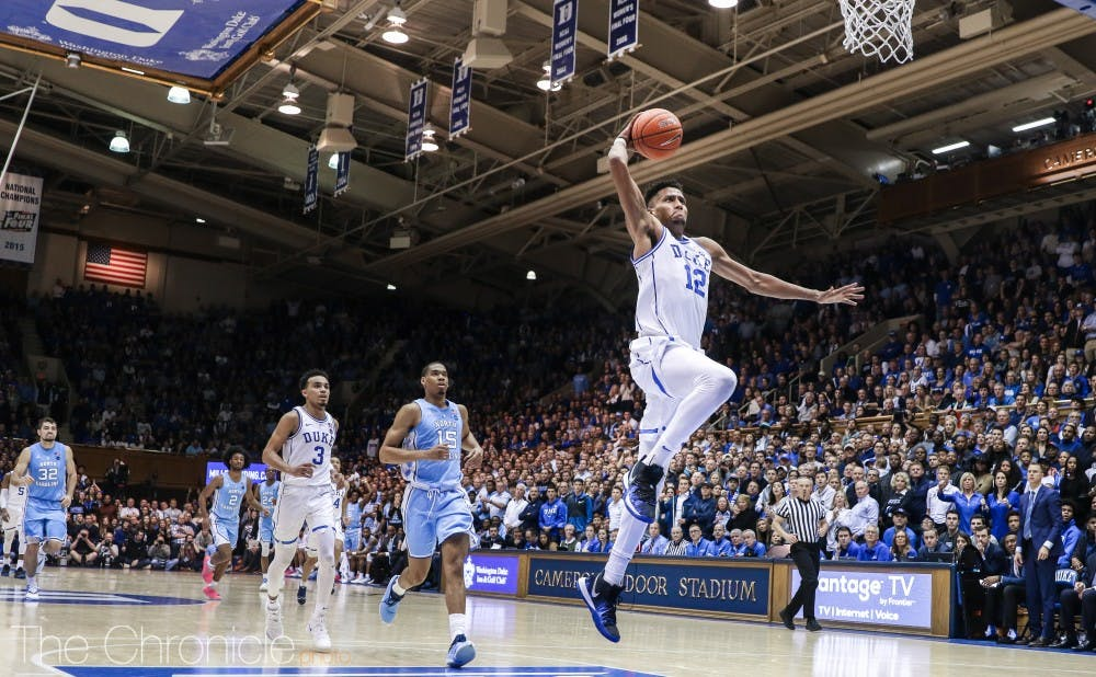Duke Men S Basketball Looks To Rebound Against A Surging Syracuse
