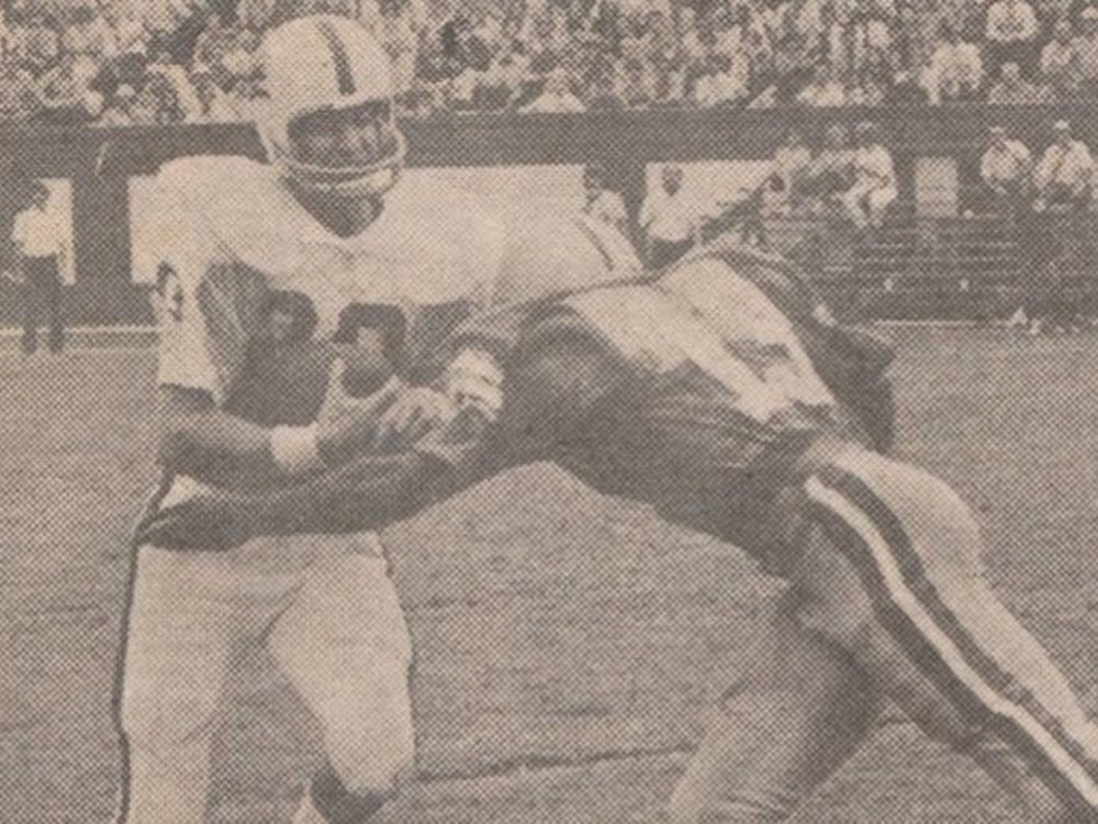 Ernie Jackson was the first African-American ACC Player of the Year in 1972.
