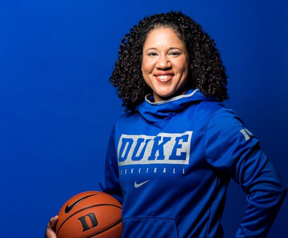 Getting to know new women's basketball head coach Kara Lawson