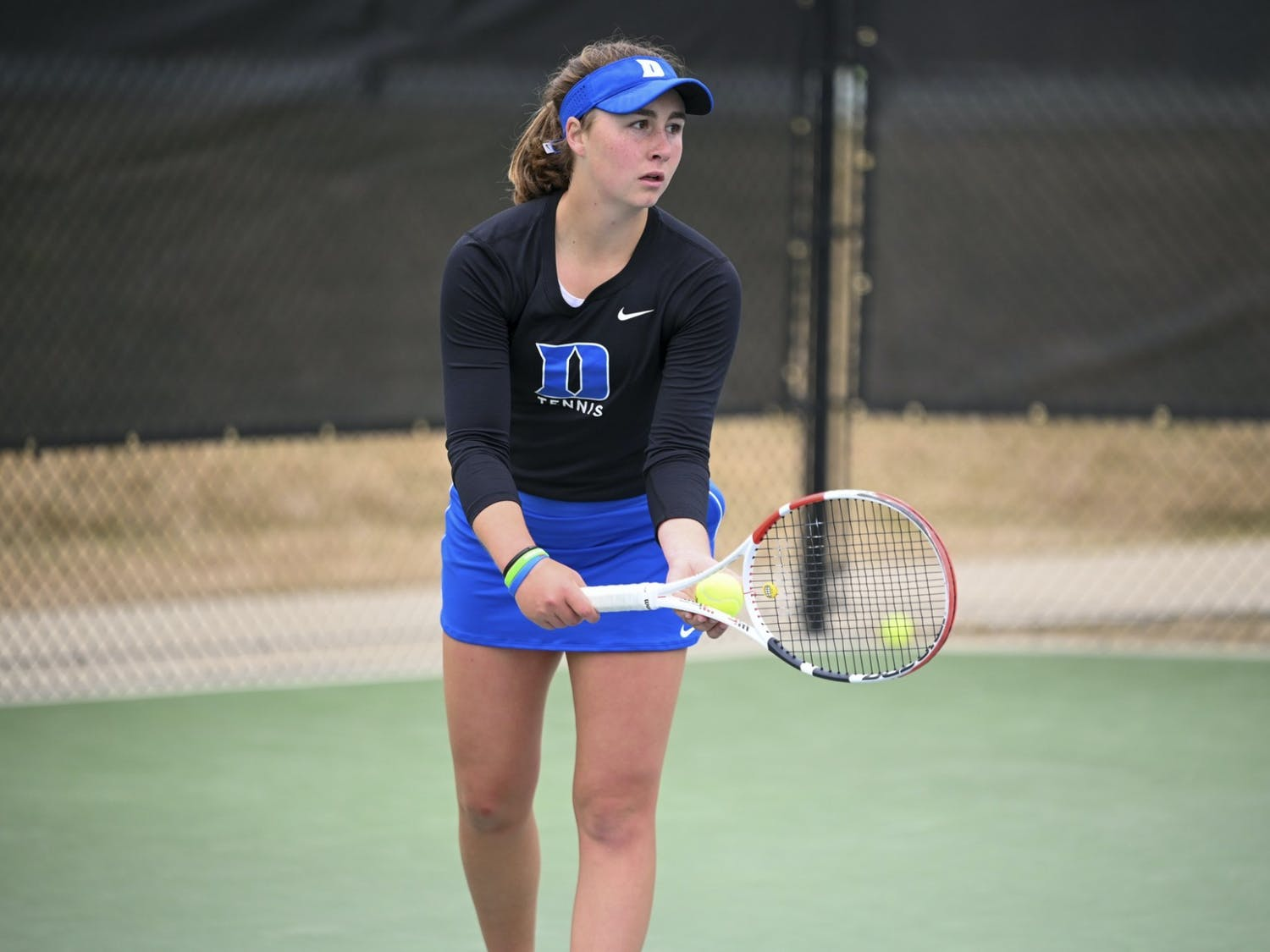 Chloe Beck earned a top-ten victory Sunday.