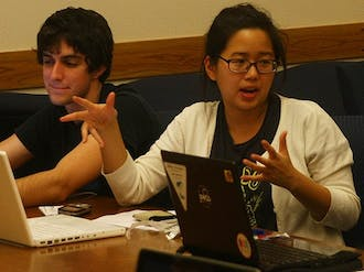 DUU members discussed questions regarding a possible concert on Central Campus this Spring.