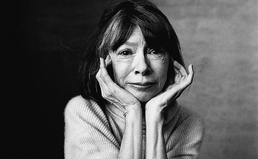 "A new Netflix documentary, ""Joan Didion: The Center Will Not Hold,"" follows the career and personal life of the acclaimed writer."