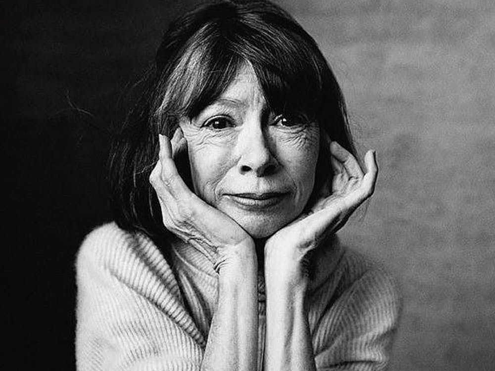 """A new Netflix documentary, """"Joan Didion: The Center Will Not Hold,"""" follows the career and personal life of the acclaimed writer."""
