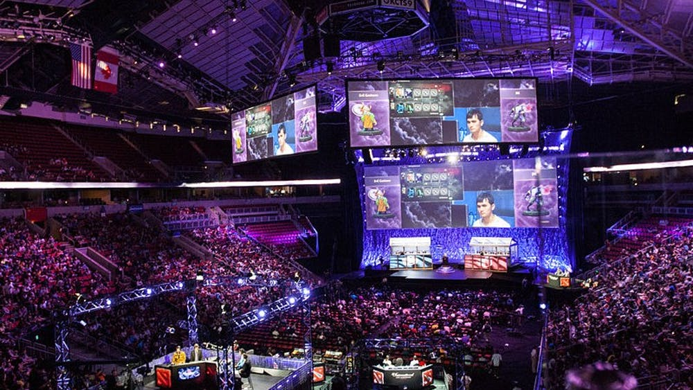 Before the COVID-19 pandemic, esports tournaments were in-person events, complete with live audiences.