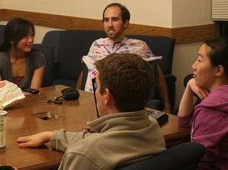 Duke University Union members discussed ways to make the group more visible on campus and recruit more underclassmen as Union members at their meeting Tuesday night.