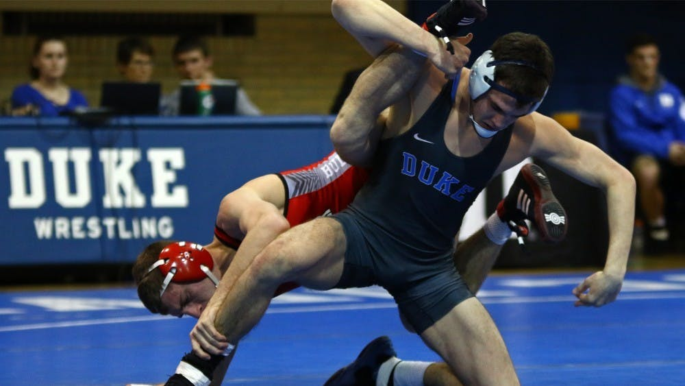 Mitch Finesilver capped his Duke career with a magical senior season.