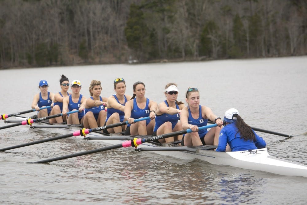 <p>The Blue Devils are in the top 15 nationally to start the spring.&nbsp;</p>
