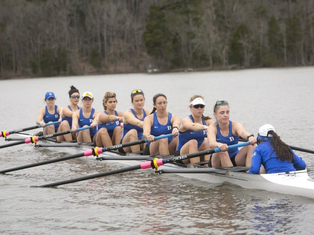 The Blue Devils are in the top 15 nationally to start the spring.