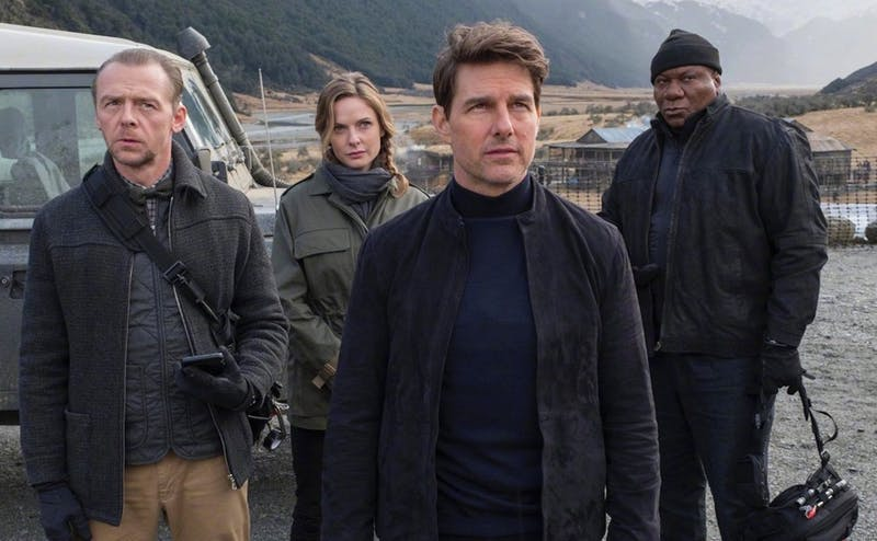 """Mission Impossible: Fallout"" is the series' sixth installment, but protagonist Ethan Hunt is as superhuman as ever."