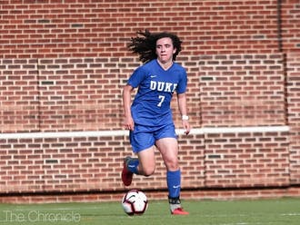 Sophie Jones has the potential to be one of the best Blue Devils of all time.