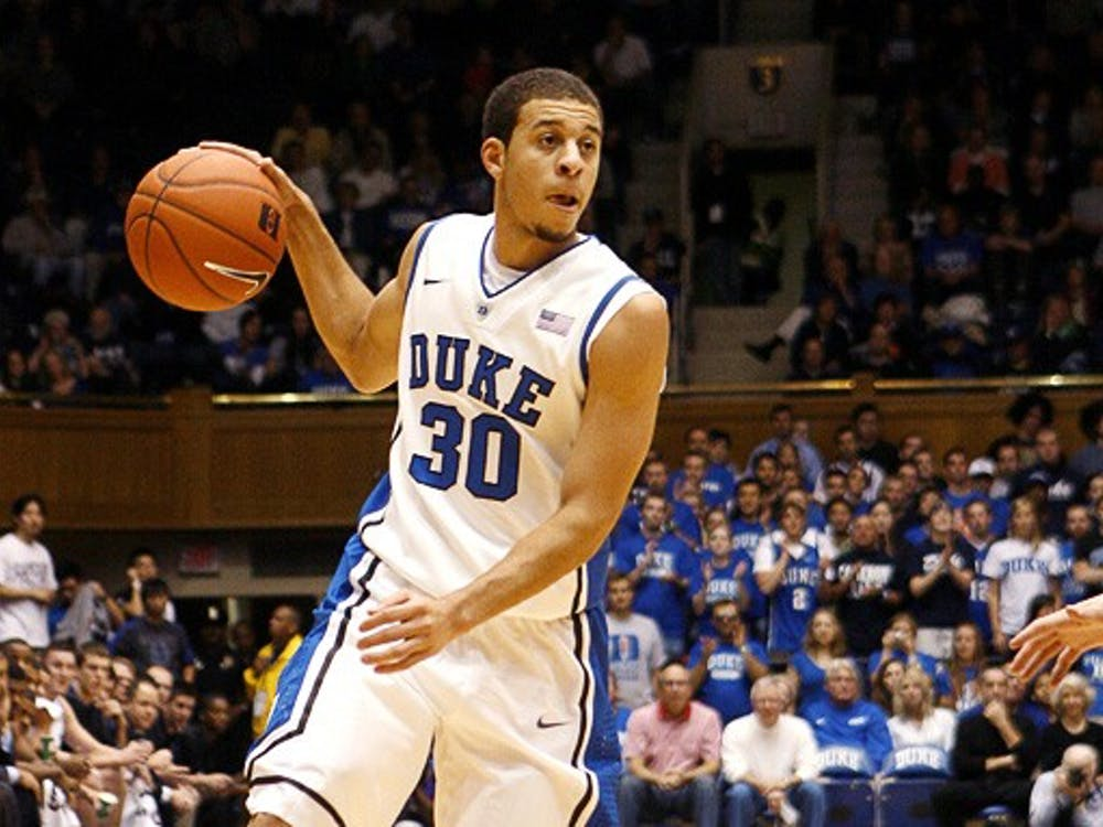 Seth Curry led all scorers with 18 points on 7-of-17 shooting but hit just 1-of-6 from beyond the arc.