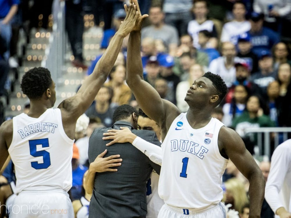 Zion Williamson and R.J. Barrett will likely end up in New Orleans and New York, respectively.