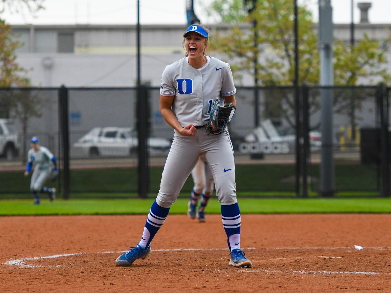 Peyton St. George and the Blue Devils won their first series since their March 19-21 series against Syracuse.