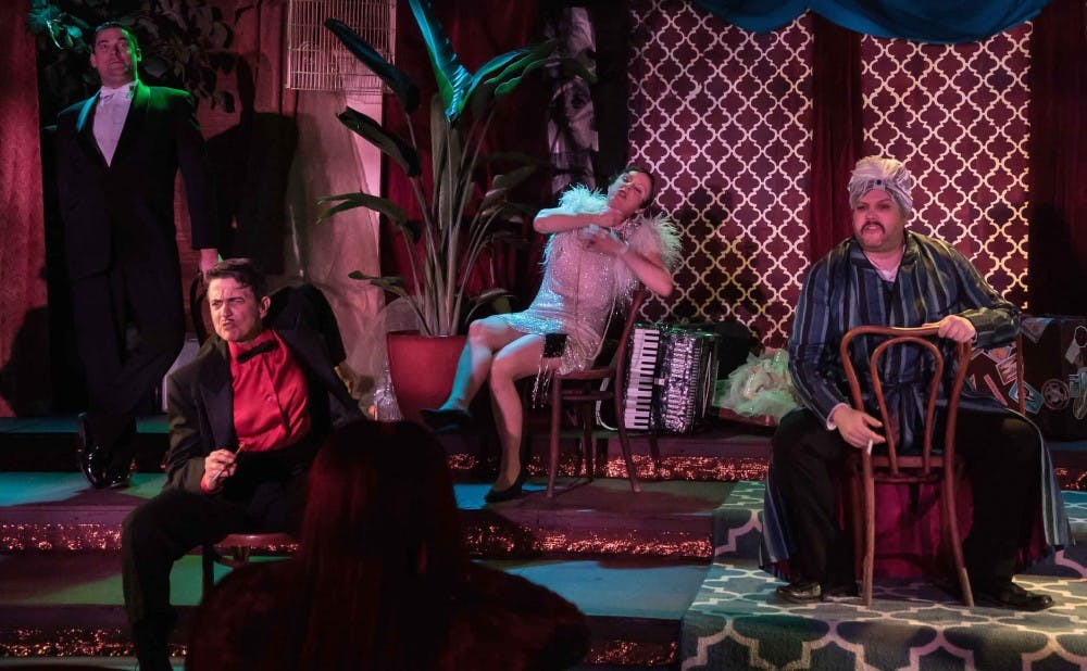 """<p>Manbites Dog Theater, closing June 10, produced 31 seasons of intellectual shows, including """"Paris 76"""" in 2015.</p>"""
