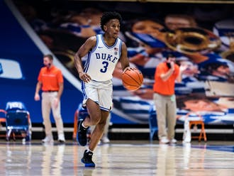 Roach looks to take a step forward in his ability to create for the offense as a facilitator and scorer entering his sophomore year.