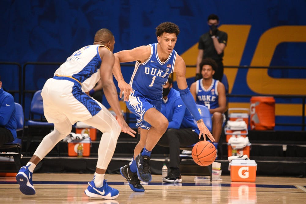 Jalen Johnson's return from injury could be the spark Duke needs to push itself into the NCAA tournament.