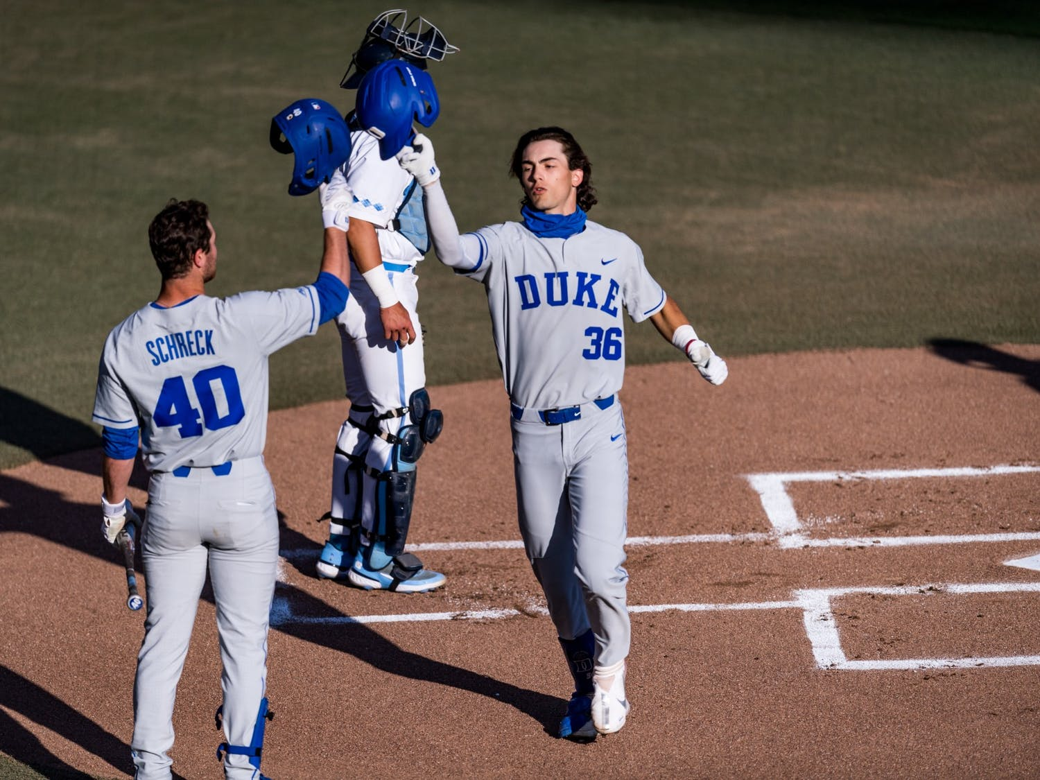 Joey Loperfido and RJ Schreck boast .336 and .317 batting averages thus far, respectively.