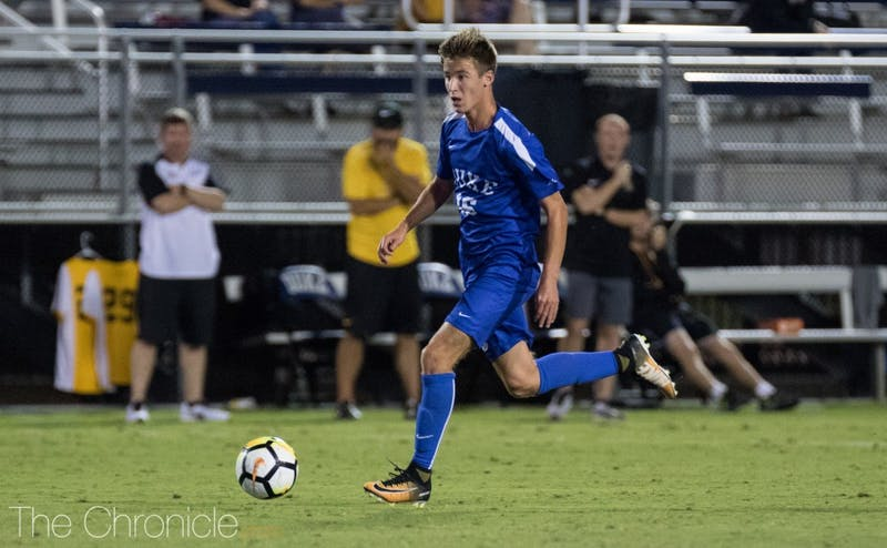 Daniel Wright has been a solid scorer for Duke and will need to be efficient against Pittsburgh.