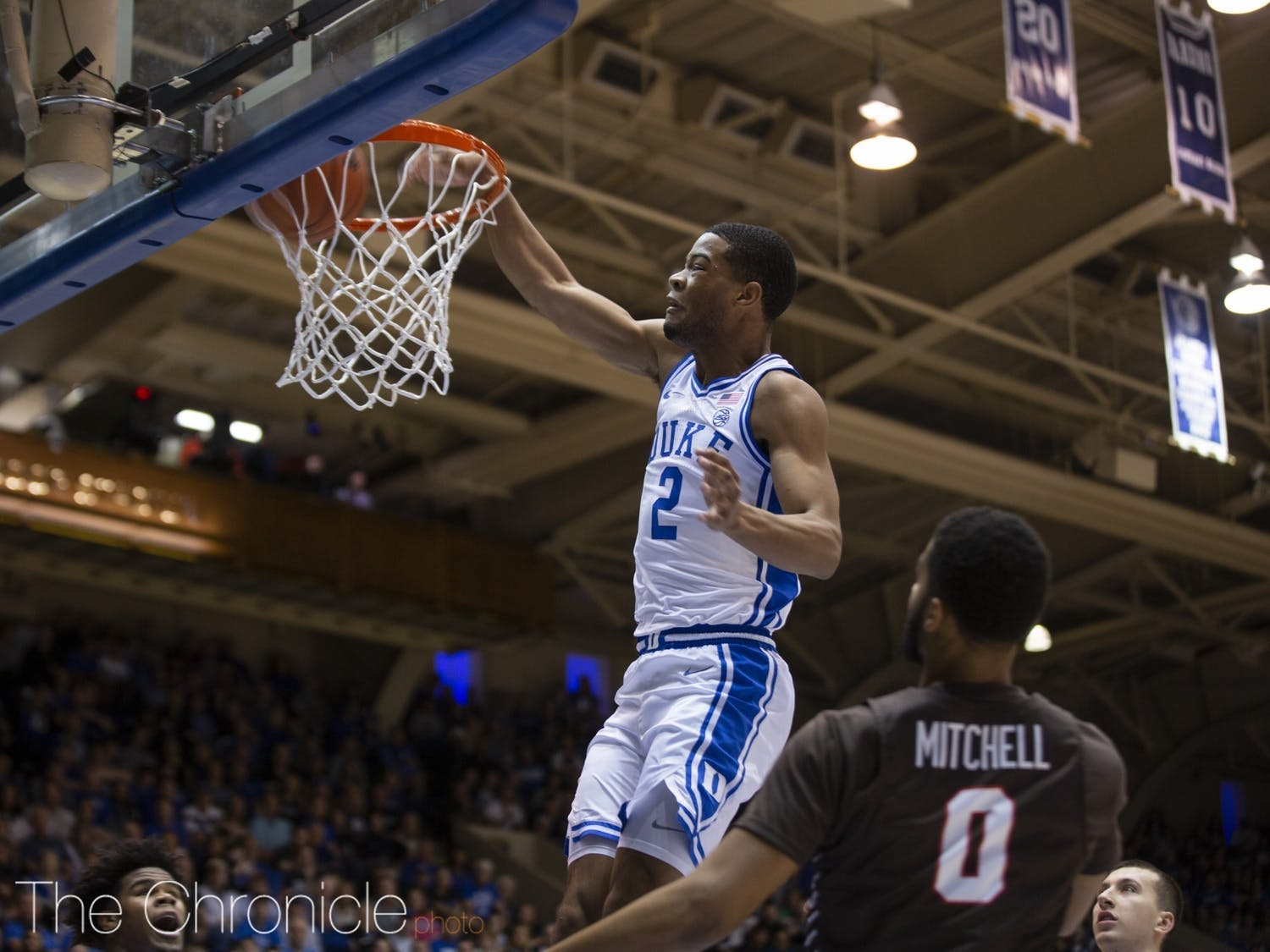 Former Blue Devil Cassius Stanley will get to show off his showstopping dunks in the NBA Slam Dunk contest March 7.