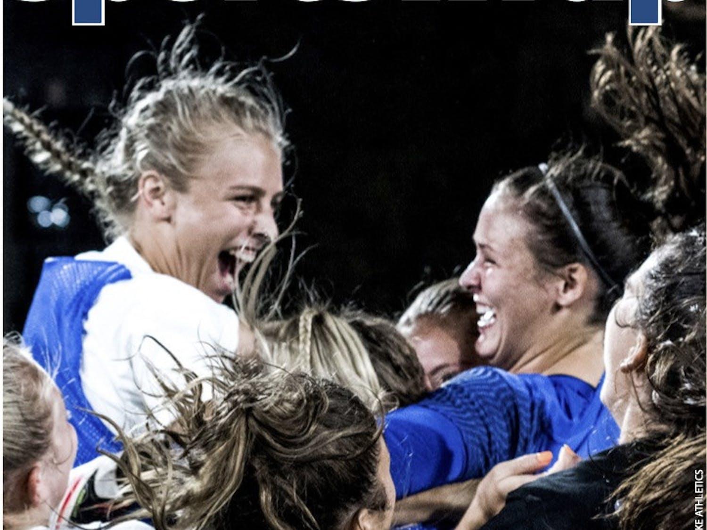 Duke women's soccer beat North Carolina 1-0 to hand the Tar Heels their first loss at Dorrance Field.