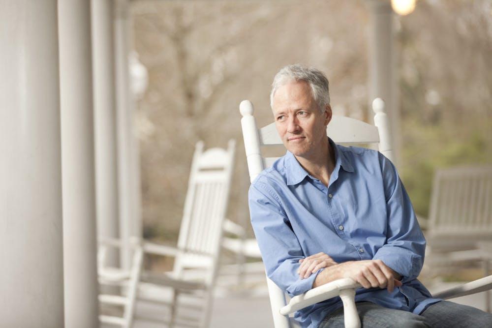 <p>John Biewen at the Duke Center for Documentary Studies.</p>