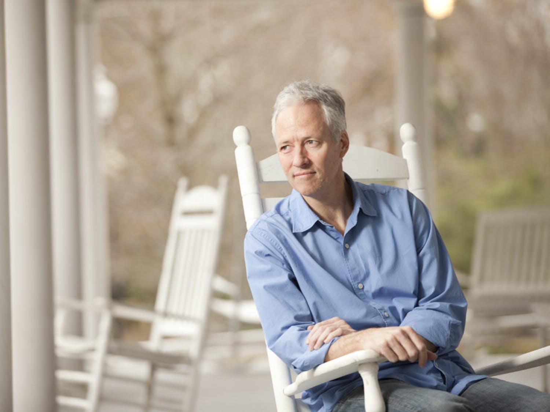 John Biewen at the Duke Center for Documentary Studies.