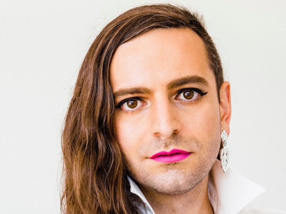 "Jacob Tobia, T'14, released their book ""Sissy: A Coming of Gender Story"" earlier this year."