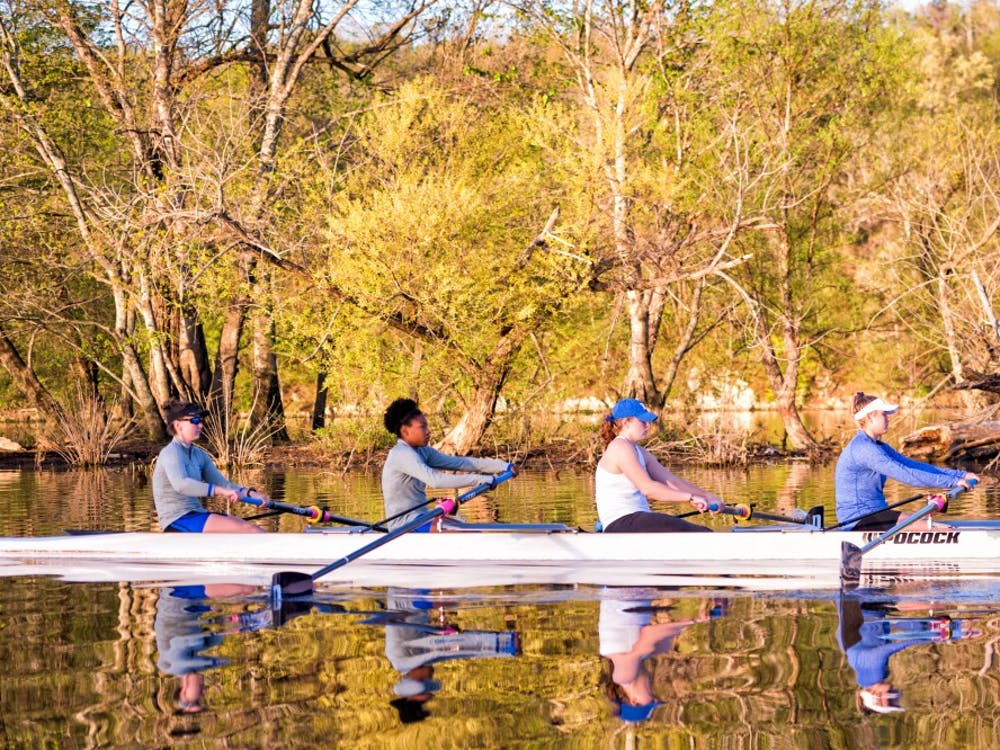 None of Duke's boats finished in the top two in a grand final at Sunday's ACC championship.