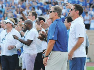 The 1989 football team was the most recent Duke squad to take home the ACC crown.