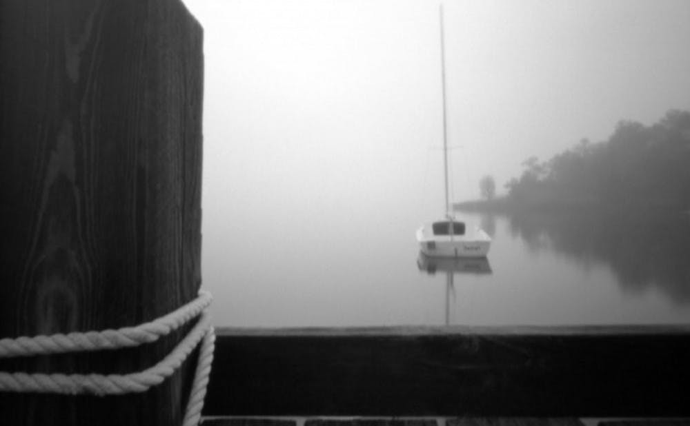 "<p>Pinhole photographer Gregg Kemp's work is featured in ""Long Exposure,"" running Thursday through April 29 at Durham's The Carrack.</p>"