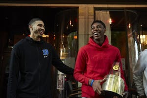 R.J. Barrett is the centerpiece of Duke's freshman class and will get to play two games in his hometown of Mississauga.