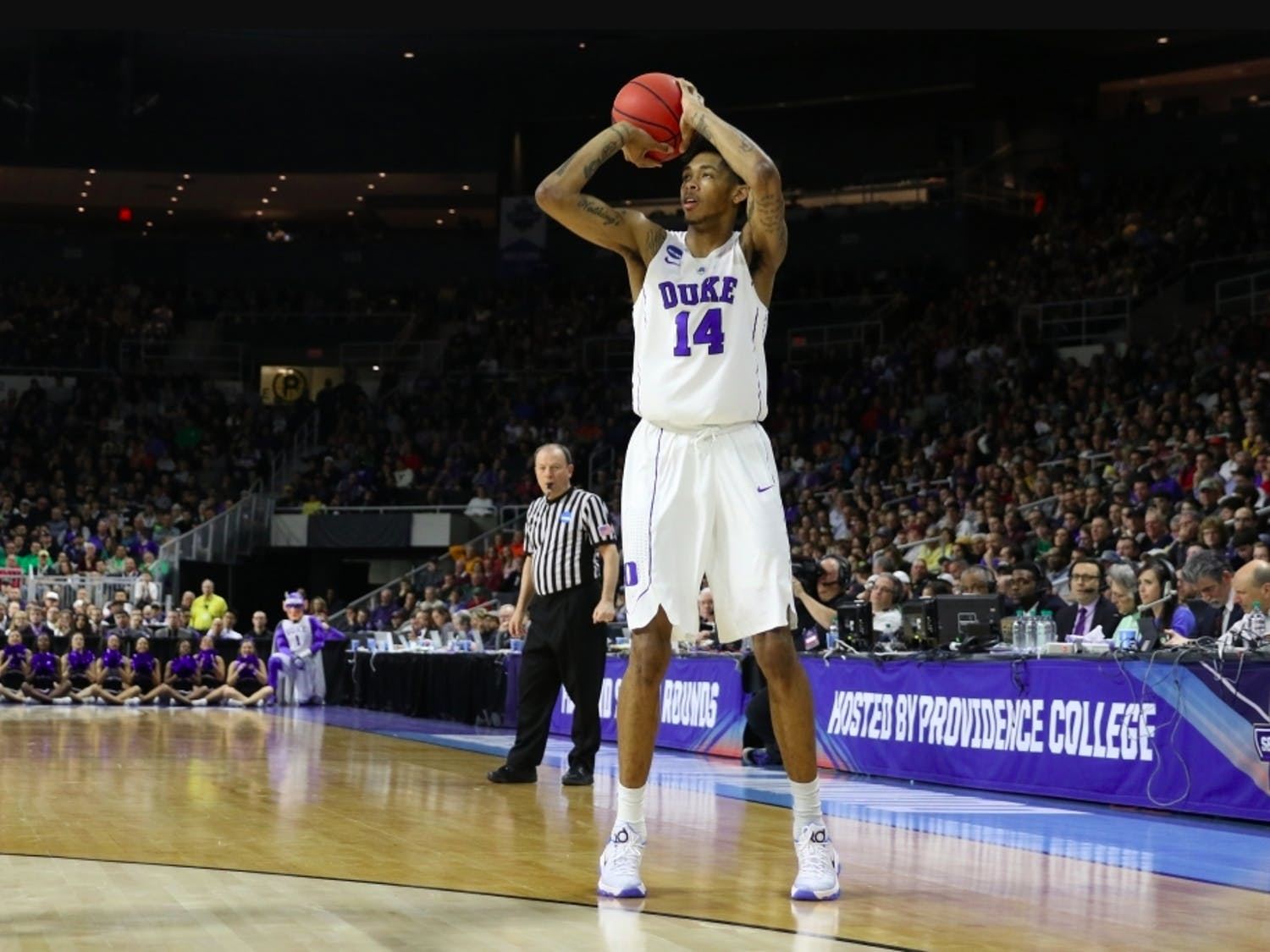 Brandon Ingram has started to break out for Los Angeles.