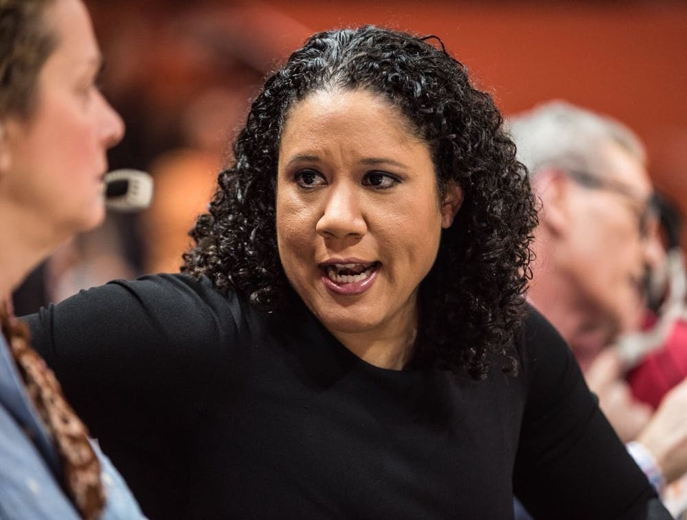 Heading into her first season as head coach, Kara Lawson finds her squad ranked in the bottom half of the conference.