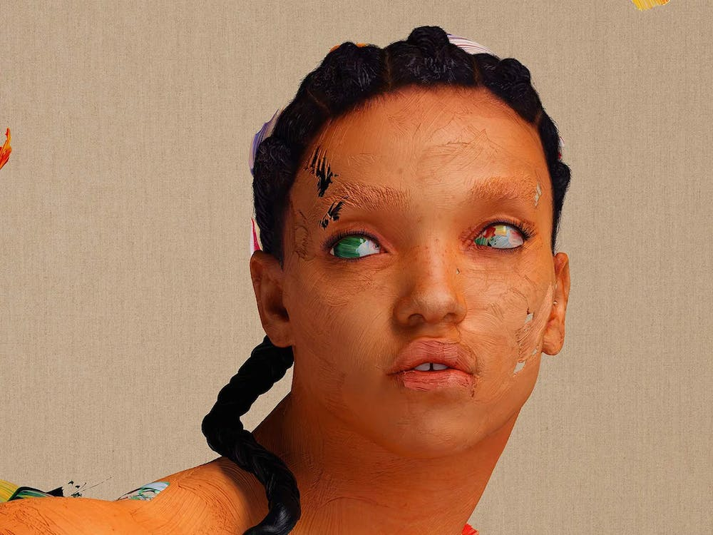 """""""Magdalene"""" is the second full-length LP from the British musician FKA twigs."""