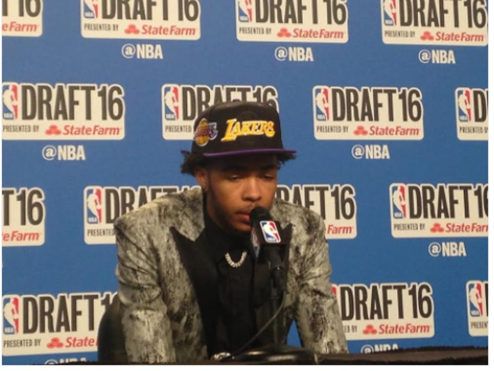 Despite an up-and-down rookie year, Ingram is the only player Lakers president Magic Johnson said he would not consider trading.