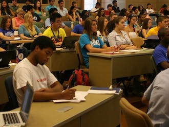 After the biology department received comments that the new introductory biology courses carried too strenuous a workload, it implemented several changes to the class for the Spring semester.