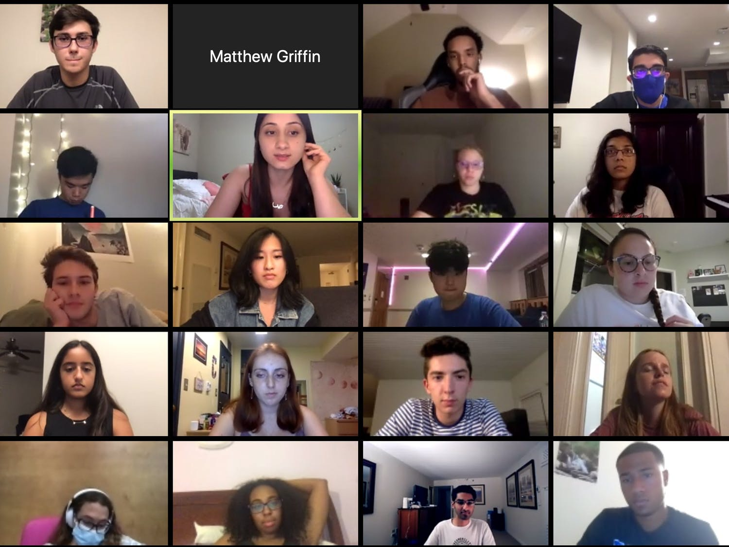 Wednesday's DSG Senate meeting featured updates from the executive branch, as well as appointments to DSG positions and Duke committees.