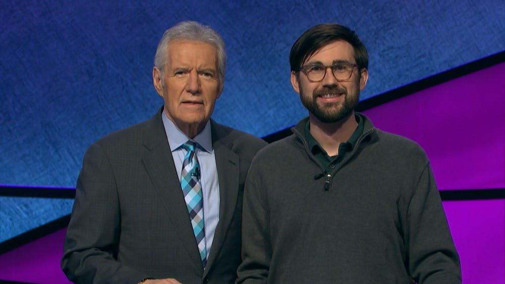 Not a normal game of Jeopardy!': Duke alumnus on facing
