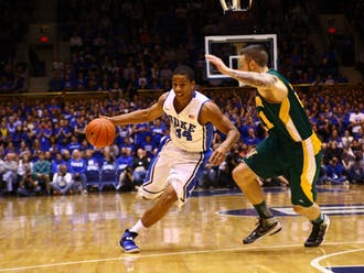 Andre Dawkins struggled early in the season as he fought through a tailbone injury, but has since recovered and been a key contributor for Duke.