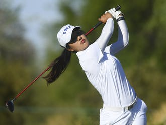 In her final collegiate event, Jaravee Boonchant helped the Blue Devils reach the Final Four.