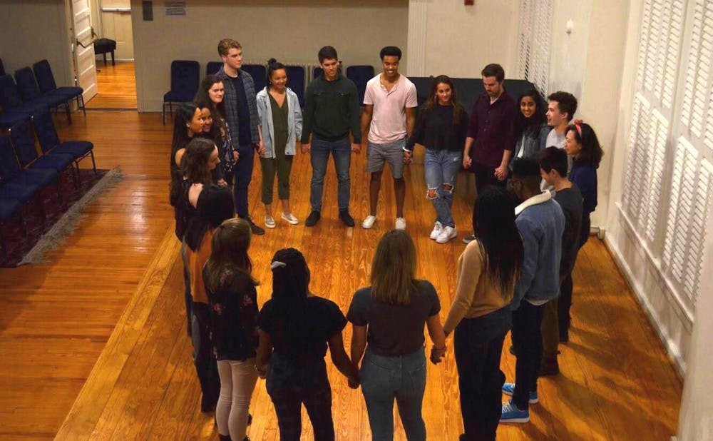 Me Too Monologues will be held in Nelson Music Room Friday and Saturday at 7 p.m. and Sunday at 2 p.m.