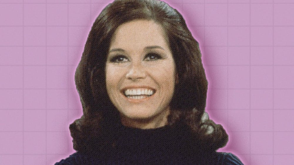 """The Mary Tyler Moore Show"" was revolutionary for its time due to the main character's refusal to marry or have children in service of her career."