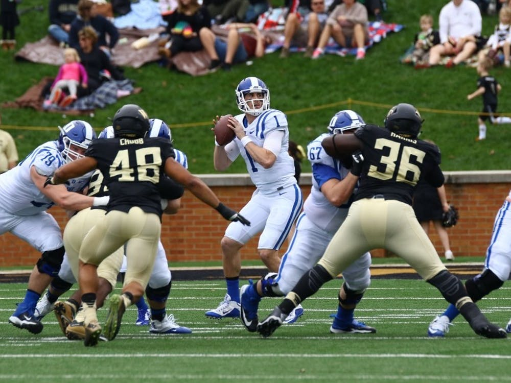 Duke has benefited from a permanent Atlantic Division crossover opponent in Wake Forest that has gone just 4-20 in ACC play since 2013.