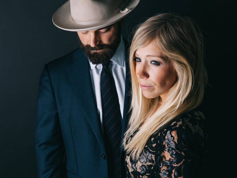 Drew and Ellie Holcomb will be performing at the Carolina Theatre Tuesday, Feb. 25 at 8 p.m.
