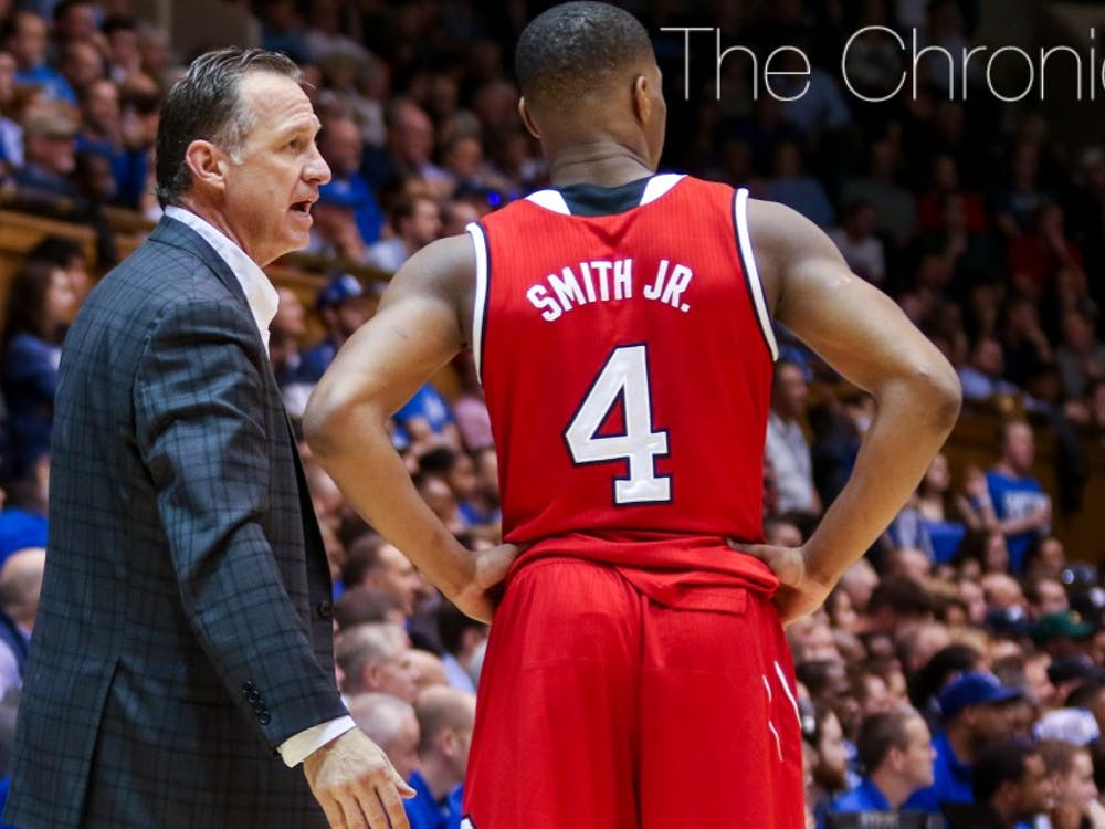N.C. State head coach Mark Gottfried was recently fired but will finish out the regular season, the school announced last Thursday.