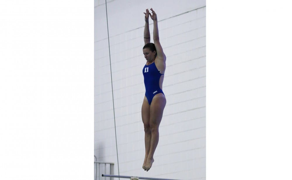 <p>Sophomore MaryEllen Targonski and the Blue Devil divers will try to create a figurative splash without making a literal one at the NCAA&nbsp;Zone B Diving Championships starting Monday.</p>