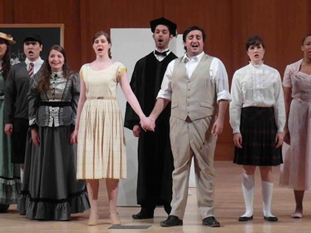 This year, Duke's opera program is celebrating 61 years at the university.