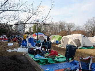 The number of total tents is still expected to be capped at 100 at this time to allow for students to get in to the North Carolina game via the walk-up line.